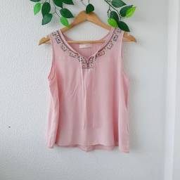 Blusa rosa - M