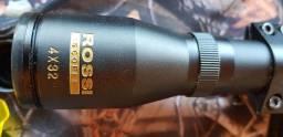 Vende-se luneta Rossi 4x32