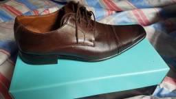 Sapato CNS marrom N 42
