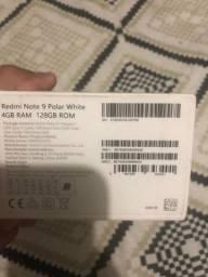 Redmi Note 9 Polar White