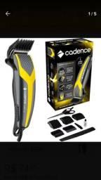 Maquina de cortar cabelo e barba cadence 220v