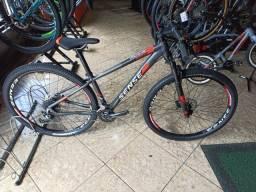 Bicicleta Sense 2020 Rock Evo tamanho 15 Shimano Alivio 18v Rock Shox