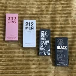 Perfumes importados (similares).