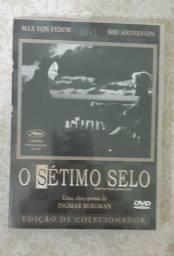 Dvd original O sétimo selo