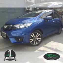 Honda Fit Ex- 1.5- 2015- Flex - GNV