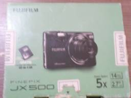 Camera digital Fujifilm finepix jx500 14.0 megapixel preta