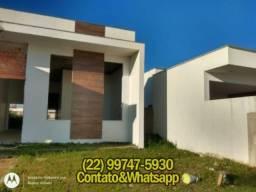 Casa em Condominio Fechado, Campos dos Goytacazes, 3 Suítes