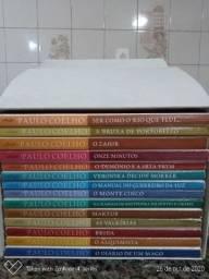 Coletânea de livros do Paulo Coelho