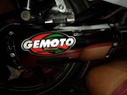 Gemoto cromada
