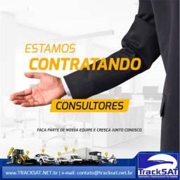 Tracksat - Contrata consultores de Vendas