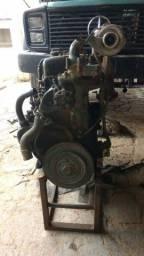 Motor 352A turbinado MB 1113