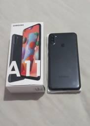 Samsung A11 ( com 9 dias de uso )