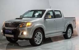 Toyota Hilux 3.0 SRV Turbo Diesel 4x4 CD Automático 2013/2013 extremamente novo