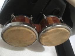 Bongô profissional 160 reais
