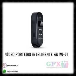 Vídeo Porteiro Inteligente HD Wifi