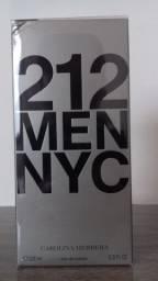 Perfume masculino 212 Men NYC 200ml - Carolina Herrera [Original e Lacrado]