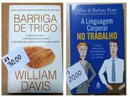 Vários livros em ótimo estado