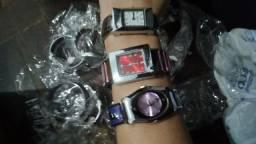 Lote de relógios femininos bracelete