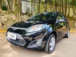 Ford Fiesta completo, 1.0 2012 - ótimo estado, baixa km, placa i