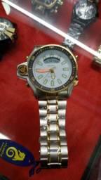 Relógio caixa alta, pesado Modelo Aqualand JP 2000
