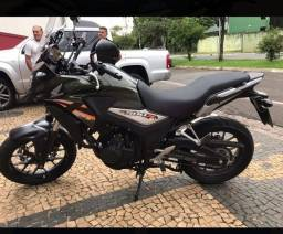 Honda  CB 500 x CB  500 X