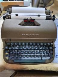 Máquina De Escrever - Remington - Quiet Riter