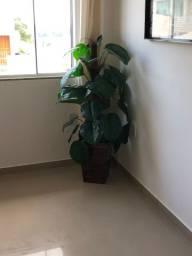 Vaso de flor artificial