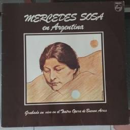 LP Vinil Mercedes Sosa 1982