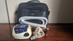 Cpap Resmed S8 Autoset II completo - respirador para apnéia