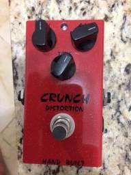 Pedal Crunch Distortion da Custom Amps