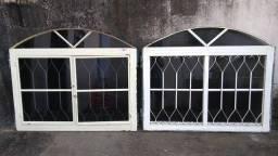 Portas e Janelas Metalon / vidro