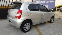Toyota Etios XS 1.5 Flex 2014 R$ 26500