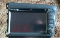 Multimídia Civic G9 Winca S60