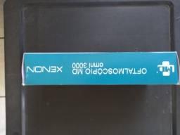 Oftalmoscópio Md Omni 3000 2.5 V Xenon Halógena