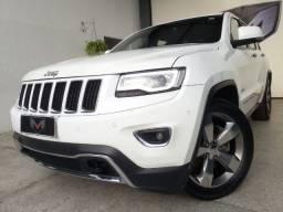 Jeep Grand Cherokee 3.6 Ltd 4X4 V6 24V 2015/2015 Branca