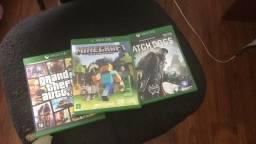 Vendo Xbox one ou troco por pc