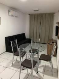 Apartamento de 1 Quarto Mobiliado No Condomínio River Side