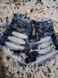 Combo shorts Jeans.