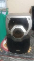 Caixa De som da Panasonic