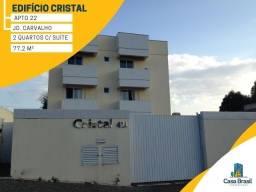 Apartamento para venda com 2 quartos e suíte no Jardim Carvalho, Ponta Grossa