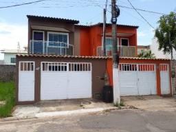 Casas para venda no Verdes Mares, Macaé/RJ, 3 Quartos c/ suíte, Vaga e Quintal