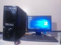 Computador com placa de vídeo valor 600 reais (ler a descrição)