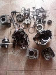 Peças de motor fan gorda 2011
