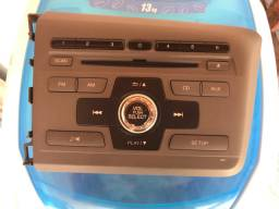 Som original do Honda civic 12/17