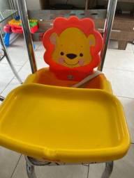 Cadeira alimentação Fisher