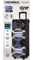 Caixa Amplificada Mondial Power CM-07 - 300W