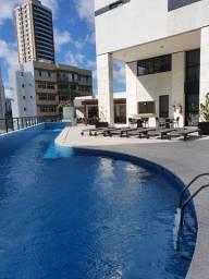 Apartamento Alto Padrão 4 Suítes e vista Mar em Ondina! Imperdível!!
