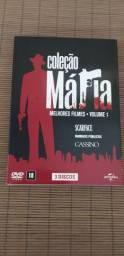 Box Coleção Máfia - 03 Dvd's