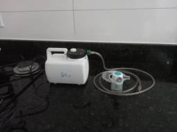 (nebulizador) inalador a ar comprimido st3