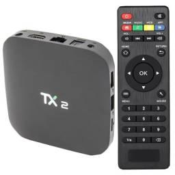 Android 6.0 Tx2 Tv Box 4K 16Gb 2Gb Rom Bluetooth Hdmi Wifi